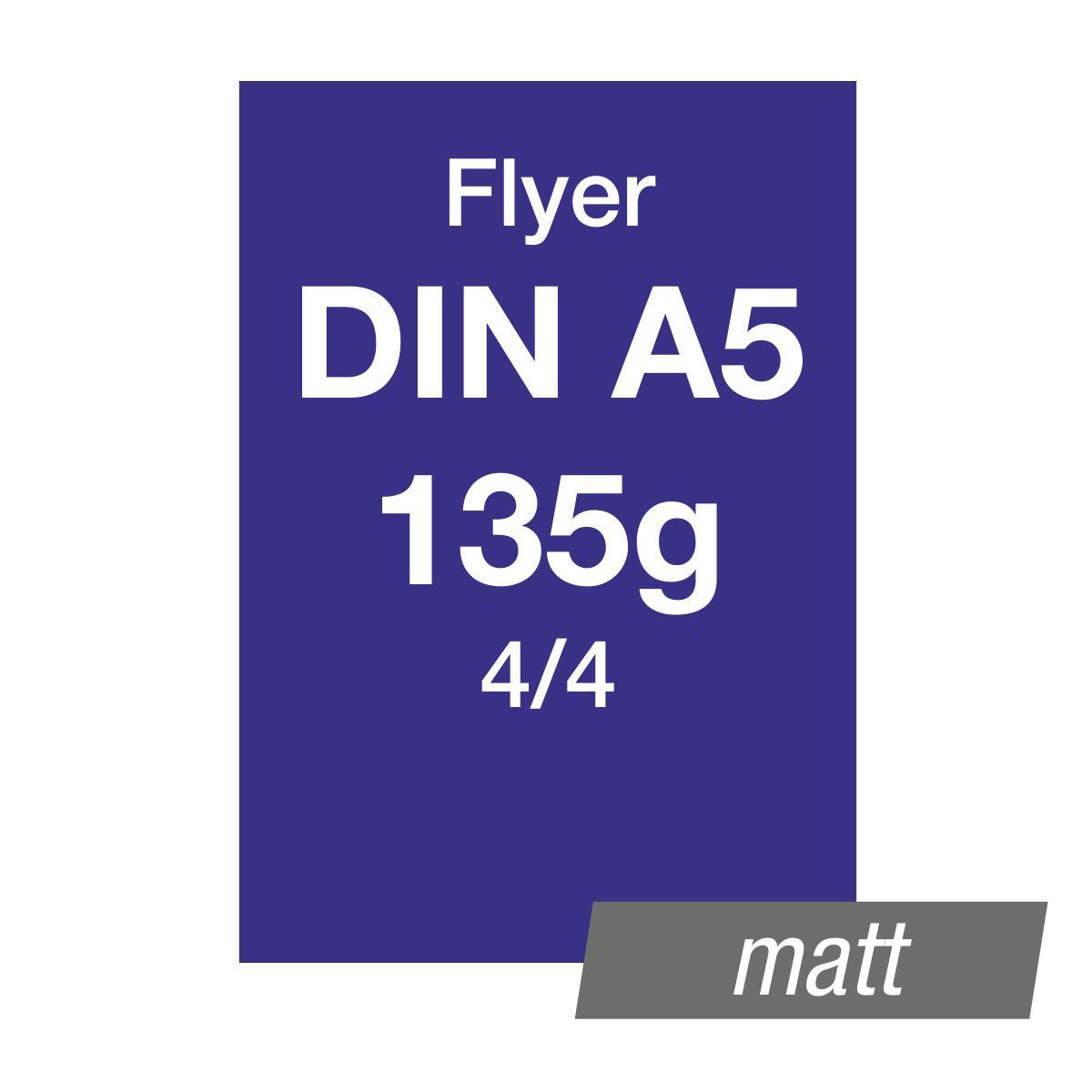 Flyer DIN A5 135g 4/4