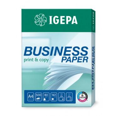 Kopierpapier IGEPA Business Paper print&copy 80g/m² DIN A4 - 500 Blatt