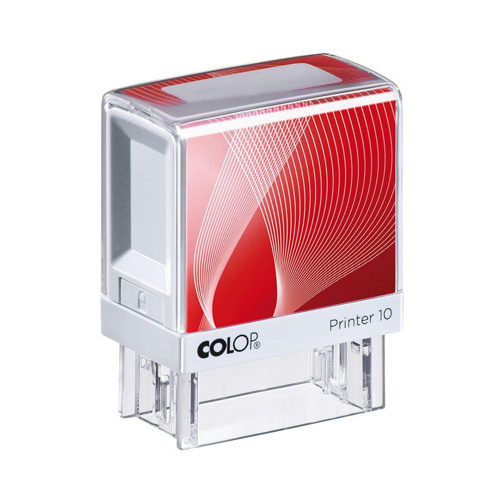 Stempel COLOP Printer 10 (max. 27x10mm - 3 Zeilen)