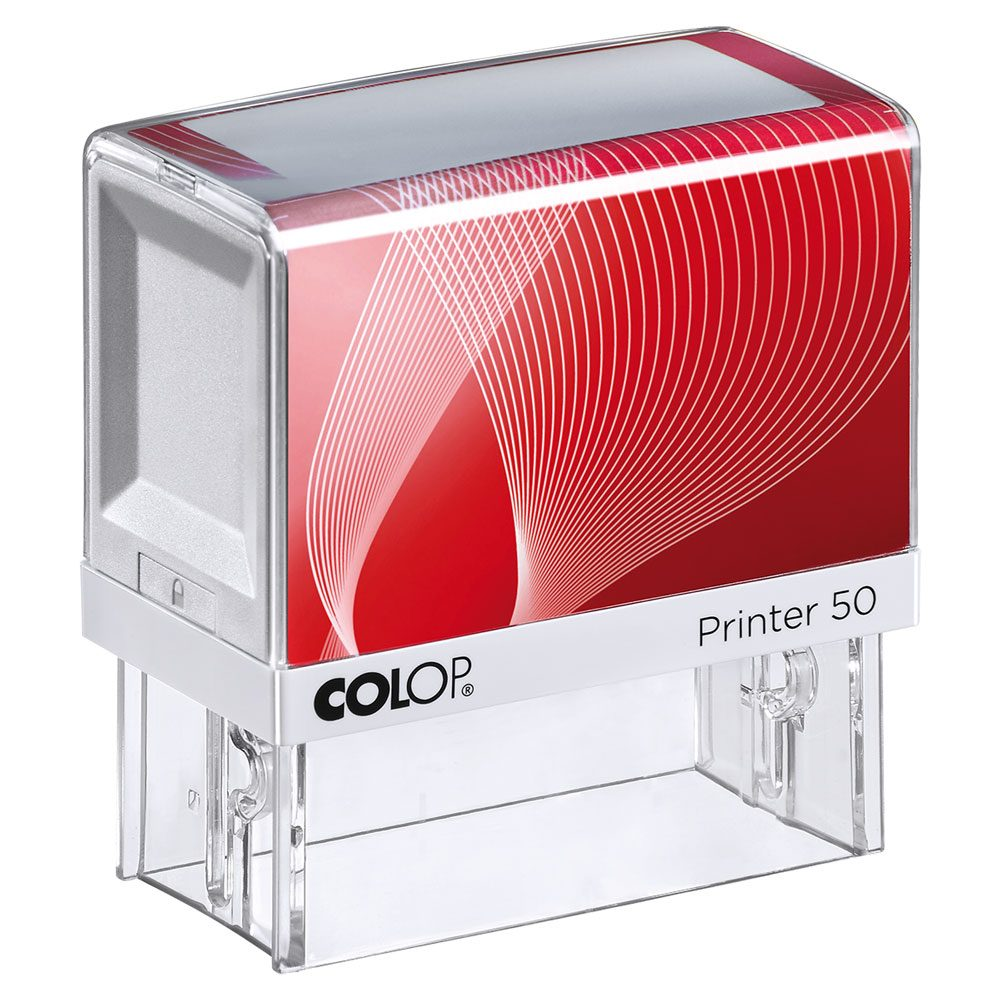 Stempel COLOP Printer 50 (max. 69x30mm - 7 Zeilen)